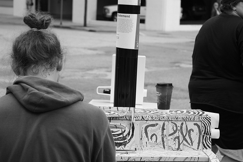 Street Piano, UICA