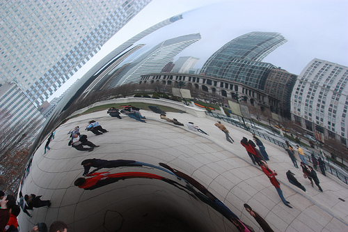 Millenium Park, The Bean