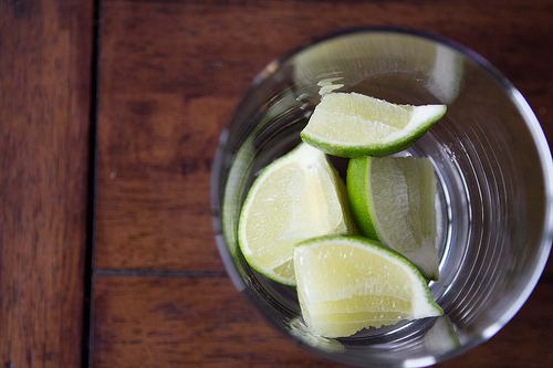 limes, pre-muddle