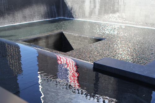 9/11 Memorial Site